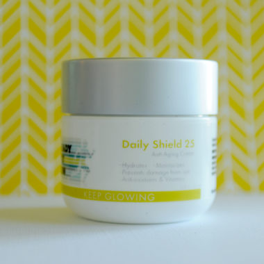Keep Glowing Daily Shield 25 | Ready Set Run Co Skincare for Runners