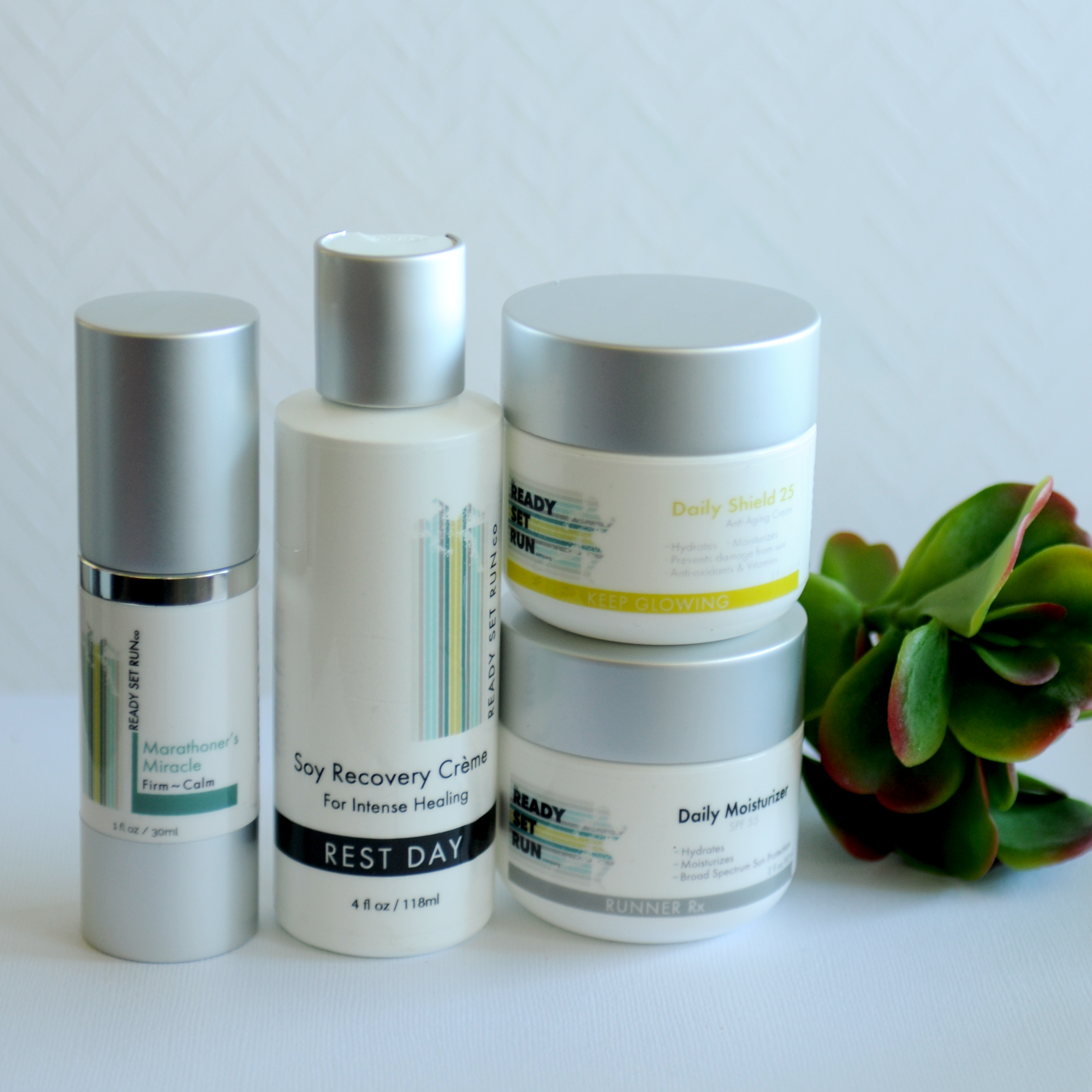 Ready Set Run Co | Premium Skincare for Runners
