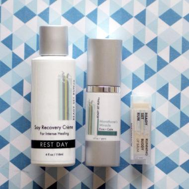 Winter Skincare Kit from Ready Set Run Co