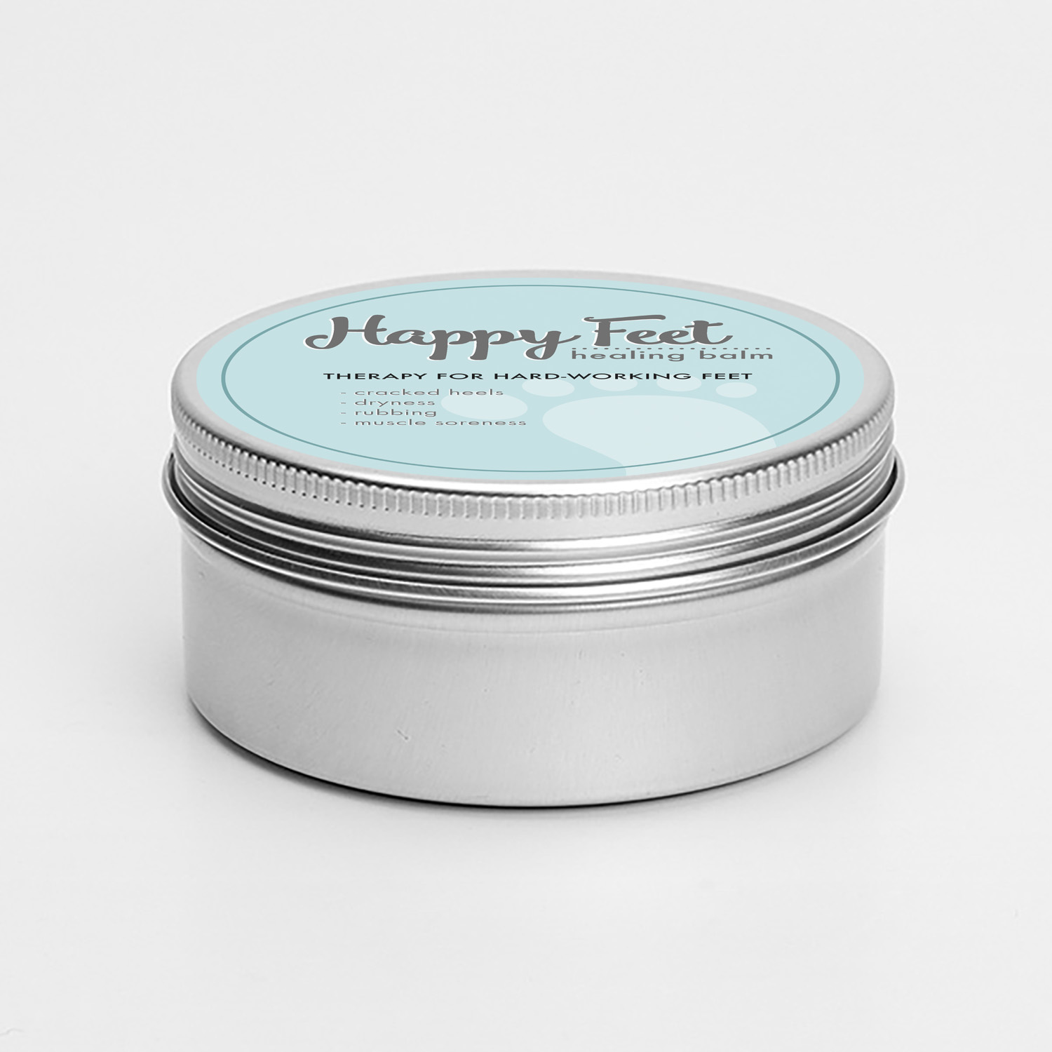 happy feet healing balm