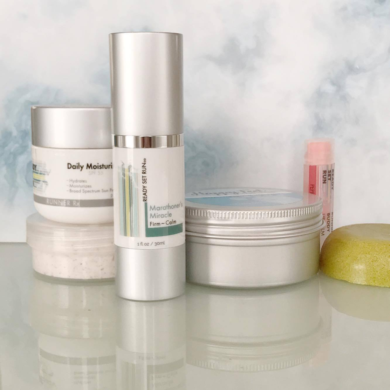 Skincare Package for Runners